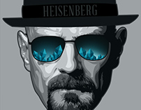 Breaking Bad Fan Art / Heisenberg