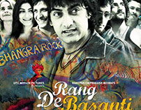 Poster : Rang De Basanti