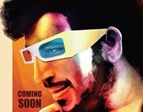 Poster : Sholay 3D