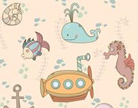 Hobby: Cute ocean elements
