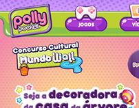 Polly - Jogo Mundo Wall