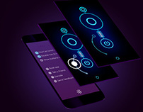 "Design ""LED-Light"" app for iPhone & iPod touch"