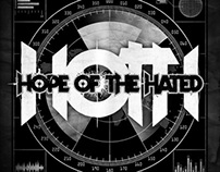 Hope Of The Hated - Album Design