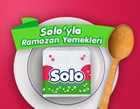 Solo'yla Ramazan Yemekleri