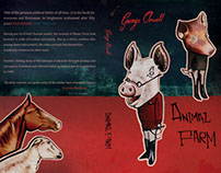 Animal Farm Book Covers