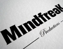 MindfreeK Productions identity / 2011