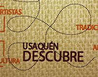 Brochure Mercado de Pulgas Usaquén