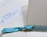 Invitations and Greeting Card Design