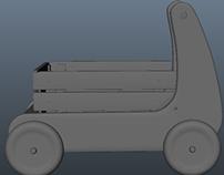 Wagon into car