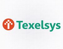 Texelsys Logo Design