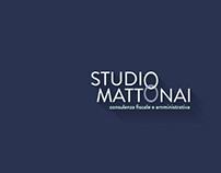 Studio Mattonai - Brand Identity