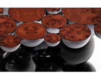 NEWTON BLACK WALNUT Table | Limited Edition