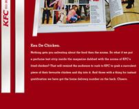 Innovative idea for KFC