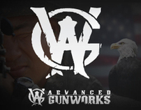 Logo Design/Branding - Advanced Gunworks