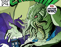 Cthulhu VS Doctor Who