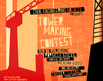 C.E.S. Presents: Tower Making Contest