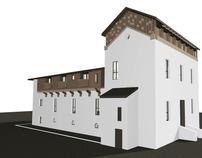 Reabilitare si extindere Satul Nou Roman Sibiu