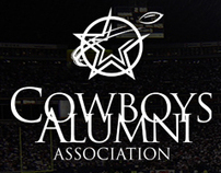 Logo Design/Branding - Cowboys Alumni Association
