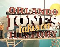 ORLANDO JONES PROJECT