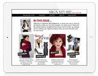 Signature Style Magazine - digital