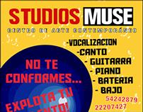 ADVERTISING MATERIAL STUDIO ARTS FUSION...