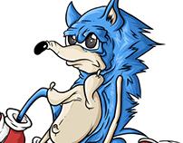 Sonic the oldgehog