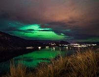 Okanagan Aurora Borealis Photography 10/01/13
