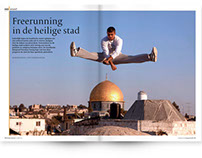 freerunning - De Morgen Magazine