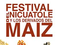 Cartel para el Festival del Nicuatole