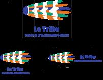 """Creación de Logotipo para Centro Cultural """"La Tribu""""."""