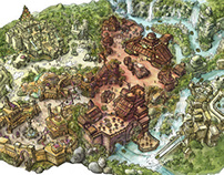 ETANIA. Theme Park Concept