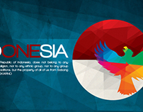 We Are IndONEsia