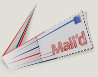 Mail'd - Mail Client for the Notion Ink Adam