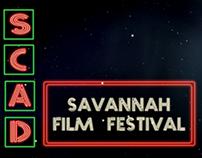 Savannah Film Festival Bumper