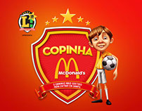 Concorrência Copinha McDonald's