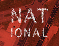 NATIONAL 261/262 - fonts