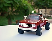 Chevy Off Road 1976 PickUp
