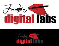 logo for an digital art company