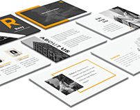 Rexy Professional Powerpoint Presentation Design