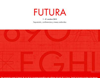 Futura exhibition website