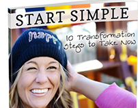 Start Simple - Custom eBook