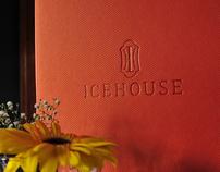 IceHouse Restaurant & Grille Branding