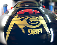 KOI Drift Team Logo