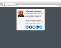 wheatdesign.com (redesign)
