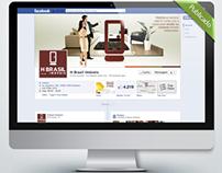 Facebook - H Brasil Imóveis