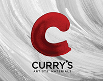 Curry's Rebrand Concept
