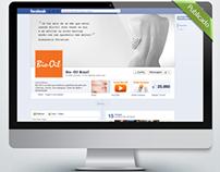 Facebook - Bio Oil Brasil