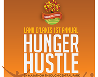 Make Hunger Fall - Land O'Lakes Campaign
