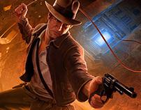 Indiana Jones Skill Pitch