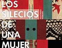 LOS SILENCIOS DE UNA MUJER CASADA/diseño editorial-poem